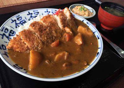 Katsukarey Rice
